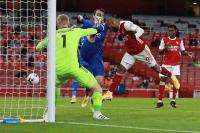 Tampil Dominan, Arsenal Justru Ditahan Leicester City di Babak Pertama