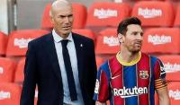 Begini Ekspresi Kecewa Lionel Messi saat Barcelona Dilibas Real Madrid