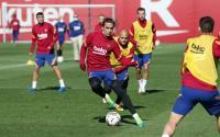 Griezmann Sudah Tidak Tahu Cara Bermain Sepakbola di Barcelona
