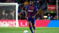Diisukan Hengkang Akhir Musim, Umtiti: Saya Takkan Tinggalkan Barcelona di Situasi Ini