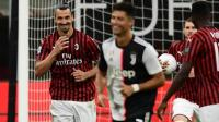 Ibrahimovic Dinilai Lebih Berpengaruh Ketimbang Cristiano Ronaldo di Liga Italia 2020-2021