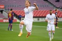 Diisukan Balik ke Tottenham, Modric: Saya Sudah Terlalu Tua untuk Bermain di Liga Inggris!