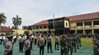 Pantau Protokol Kesehatan saat Libur Panjang, Ratusan Personel Disiagakan di Cirebon