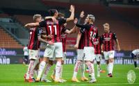 Fokus Hadapi AS Roma, AC Milan Tak Mau Pikirkan Scudetto