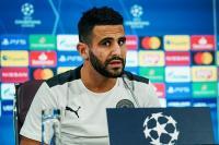 Jumpa Marseille, Mahrez: Ini Ujian Berat untuk Man City