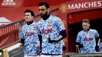 Bruno Fernandes Tak Bahagia karena Posisi Bermain, Tinggalkan Man United?