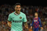 Lautaro Martinez Tegaskan Bahagia Bersama Inter Milan