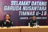 Kembali ke Indonesia, Ketum PSSI Imbau Para Pemain Timnas U-19 Tetap Jaga Kondisi