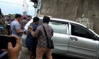 Pelaku Pembakaran Perempuan di Dalam Mobil Jalani Tes Kejiwaan