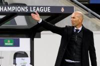 Selamat dari Kekalahan, Zidane Masih Tidak Senang Madrid Imbang