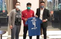 Bek Timnas Indonesia U-19 Bayu Fiqri Gabung Persib Bandung