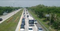 Libur Panjang, 1.500 - 2.000 Kendaraan per Jam Melintas di Gerbang Tol Palimanan