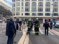 3 Orang Tewas dalam Penyerangan di Gereja Nice Prancis, 1 Dipenggal