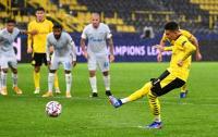 Sancho dan Haaland Antarkan Dortmund Menang 2-0 atas Zenit