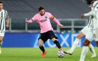 Cristiano Ronaldo  Absen dan Lionel Messi Cetak Gol, Barcelona Ejek Juventus