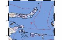 Lagi, Bolsel Sulut Diguncang Gempa M 5.0