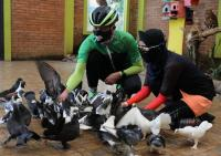 Bersepeda ke Objek Wisata di Kendal, Ganjar Cek Protokol Kesehatan