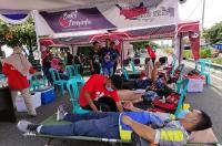 Peringati Sumpah Pemuda, Donor Darah Kolaborasi Komunitas Raih 2 Rekor MURI