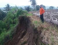 Tebing Longsor Dekat Tol Cipularang KM 116, Lalu Lintas Masih Aman