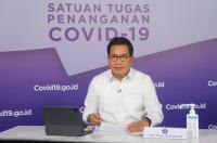 Kasus Aktif di Sebagian Besar Kabupaten Kota Di Bawah 100 Kasus