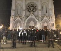 Pelaku Serangan Pisau di Gereja Nice Baru Beberapa Hari Tiba di Prancis