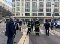 Alquran, Ponsel, dan Pisau Ditemukan pada Pelaku Serangan Pisau Gereja Prancis