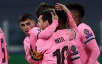 Lionel Messi Dkk Seharusnya Cetak 8 Gol ke Gawang Juventus