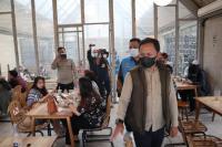 Sidak Restoran saat Libur Panjang, Bima Arya: Maskernya Dipakai!
