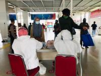 Rapid Test Massal, 5 Penumpang KRL di Stasiun Bogor Reaktif Covid-19