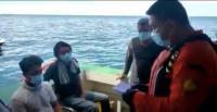 Kapal Nelayan Tenggelam di Balikpapan, 7 Selamat 1 Orang Hilang