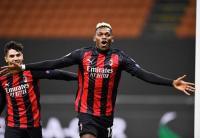 Sumbang Gol di Laga Milan vs Sparta Praha, Rafael Leao Girang