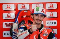 Ciabatti Yakin Bagnaia Bisa Jadi Suksesor Dovizioso di Ducati