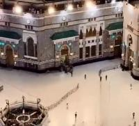 Mobil Tabrak Masjidil Haram, Kakbah Aman