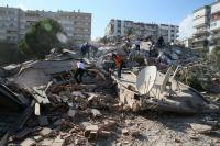 Korban Tewas Gempa M-7 di Turki dan Yunani Bertambah Jadi 26