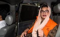 Mantan Menkes Siti Fadilah Bebas dari Penjara