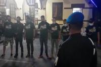 Gerombolan Pemotor Moge Pengeroyok Prajurit TNI Minta Maaf