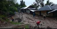 Diguyur Hujan Deras, Kabupaten Agam Dilanda Longsor