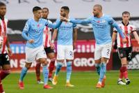 Man City Berhasil Bawa Pulang Poin dari Kandang Sheffield