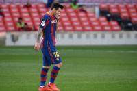 Maradona Kesal dengan Barcelona yang Tak Biarkan Messi Pergi