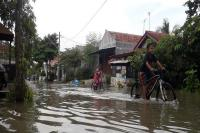 Banjir Cilacap Meluas, 7.949 Jiwa Terdampak