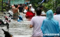 2.107 Warga Kebumen Mengungsi Akibat Banjir dan Longsor