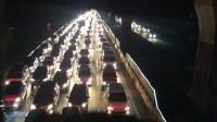 Arus Balik Mulai Terjadi di Tol Palimanan, Polisi Lakukan Rekayasa Lalin