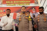 2 Orang Dianiaya, Polisi Tahan 4 Tersangka