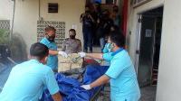 Mayat Pria Terikat Rantai Ditemukan Nelayan di Sungai