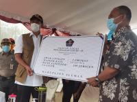 Gunung Merapi Siaga, BNPB Salurkan Bantuan Rp1 Miliar ke 4 Kabupaten