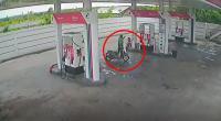 Ditangkap Polisi, Perampok yang Satroni SPBU Denpasar Ternyata Pakai Pistol Mainan