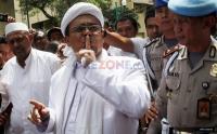 Polisi Tak Izinkan Kedatangan Rizieq Shihab ke Makassar, Ini Sebabnya