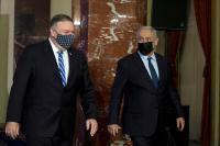 Radio Israel: PM Netanyahu Diam-Diam Temui Putra Mahkota Saudi Akhir Pekan Lalu