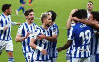 Hasil Liga Spanyol Semalam: Real Sociedad Kuasai Puncak Klasemen