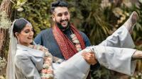 Heboh di Media Sosial, Pengantin India Pakai Setelan Jas